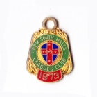 1973 NSW Leagues Club Member Badge
