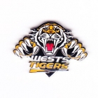 2005 Wests Tigers NRL Logo Trofe Pin Badge