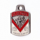 1969 St George Leagues Club Member Badge