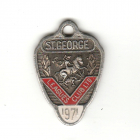1971 St George Leagues Club Member Badge