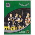 2007 New Zealand Warriors NRL Stamp and Medallion Pack