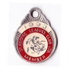 1993 St George Leagues Club Member Badge