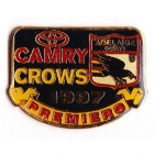 1997 Adelaide Crows AFL Premiers Pin Badge