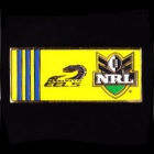 2010 Parramatta Eels NRL Home Pin Badge