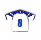2003 Canterbury Bankstown Bulldogs NRL Jersey Pin Badge No 8