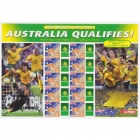 2006 Australia FWC Qualifies Souvenir Stamp Sheet