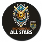2010 Indigenous All Stars SS Button Badge