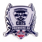 2009 Geelong Cats AFL Premiers Pin Badge
