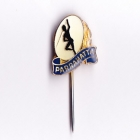 1967 Parramatta Eels NSWRL The Sun Pin Badge