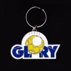 2005 Perth Glory A-League Trofe Keyring Badge