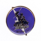 2007 Melbourne Storm NRL Member Pin Badge