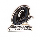 2009 QLD State of Origin Trofe Pin Badge