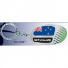 2011 New Zealand RWC Country Keyring Badge