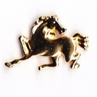 1995 Brisbane Broncos ARL Mascot Bensons Pin Badge