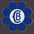 1960s Canterbury Bankstown Bulldogs NSWRL Whoops a Daisy Sticker