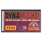 2000s QLD State of Origin Dynamite Sticker