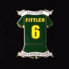 2009 NRL Player Brad Fittler Pin Badge a
