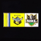 2010 Canberra Raiders NRL Home Pin Badge