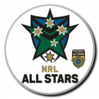 2010 NRL All Stars SS Button Badge