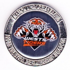 2007 Wests Tigers NRL Medallion