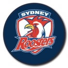 2009 Sydney Roosters NRL Logo SS Button Badge