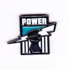 2006 Port Adelaide Power AFL Cashs Pin Badge