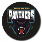 2009 Penrith Panthers NRL Logo SS Button Badge