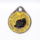 1982-83 Penrith Leagues Club Member Badge