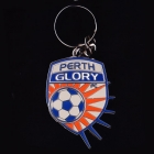 2009 Perth Glory A-League Trofe Keyring Badge