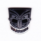2002 New Zealand Warriors NRL Logo Trofe Pin Badge