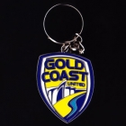 2009 Gold Coast United A-League Trofe Keyring Badge