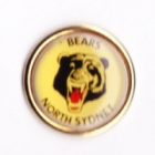 1994 North Sydney Bears ARL Logo Perfection Pin Badge