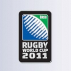 2011 RWC Pin Badge b
