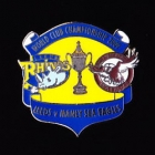 2009 WCC Sea Eagles v Leeds Pin Badge as