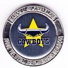 2007 North Queensland Cowboys NRL Medallion