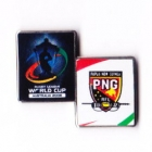 2008 Papua New Guinea RLWC Trofe Pin Badge