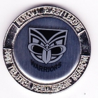 2007 New Zealand Warriors NRL Medallion