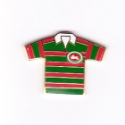 2002 South Sydney Rabbitohs NRL Jersey Trofe Pin Badge