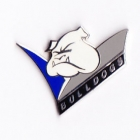 2005 Canterbury Bankstown Bulldogs NRL Logo Trofe Pin Badge