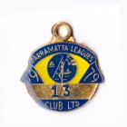 1979 Parramatta Leagues Club Member Badge