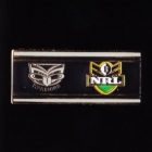 2010 New Zealand Warriors NRL Home Pin Badge