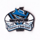 2008 Cronulla Sutherland Sharks RL Centenary Pin Badge