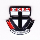 2006 St Kilda Saints AFL Cashs Pin Badge