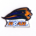 2005 Queensland Roar A-League Trofe Pin Badge