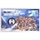 2009 Geelong Cats AFL Premiers Medallion