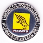 2007 Hawthorn Hawks AFL Medallion