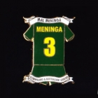 2009 NRL Player Mal Meninga Pin Badge a