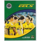 2007 Parramatta Eels NRL Stamp and Medallion Pack