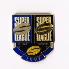 1997 WCC Super League Bulldogs v Cowboys Pin Badge