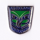 1998 Auckland Warriors NRL AJ Parkes Pin Badge